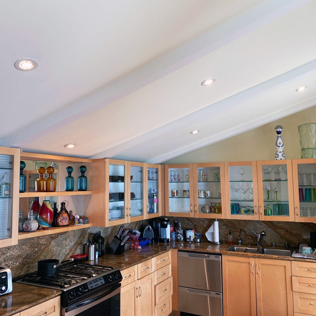 Recessed Light installation